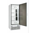 J-600 R - Teleajtós, rekeszes hűtőszekrény