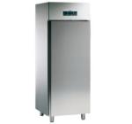 HD70T- Teleajtós hűtőszekrény (Rozsdamentes megjelenésű, ujjlenyomat mentes bevonattal)
