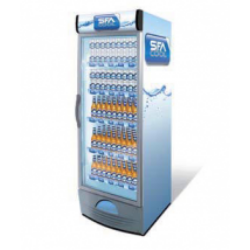 CMV 375 üvegajtós italhűtő