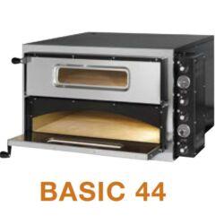 Pizzakemence, elektromos, 2 aknás (Olasz!) 2*4 db 33 cm-es pizzához