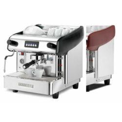 Expobar Megacrem egykaros kávéfőző (spanyol kávégép) piros
