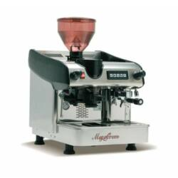 Expobar Megacrem egykaros kávéfőző számlálós darálóval (spanyol kávégép)