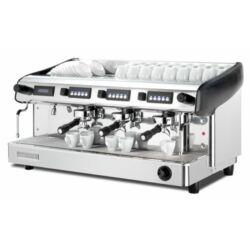 Expobar Megacrem háromkaros kávéfőző elektonikus adagszámlálóval (spanyol kávégép)