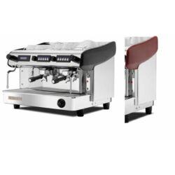 Expobar Megacrem kétkaros kávéfőző elektonikus adagszámlálóval (spanyol kávégép) piros