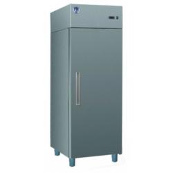 GASTRO C500 INOX - Teleajtós rozsdamentes hűtőszekrény