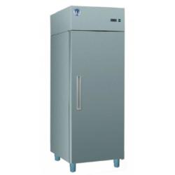 GASTRO F500 INOX - Teleajtós rozsdamentes fagyasztószekrény