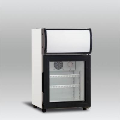 SC 21 - Üvegajtós hűtővitrin