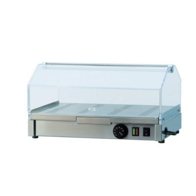 VEC 810 - Fűtött bemutatóvitrin