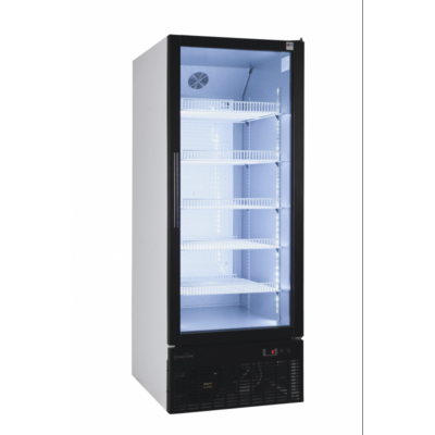 J-600 GD - Üvegajtós hűtővitrin