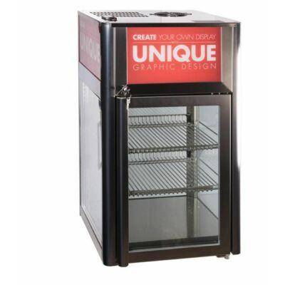 TC 116INOX (L-116 RM) | Hűtővitrin