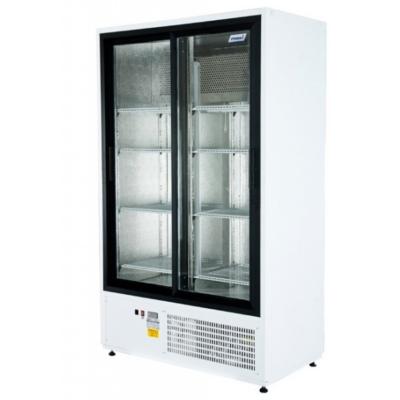 CC 1400 SGD (SCH 1000 R)   Csúszó üvegajtós hűtővitrin