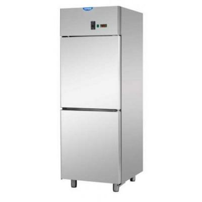 A207EKOMTN   Rozsdamentes hűtőszekrény GN 2/1