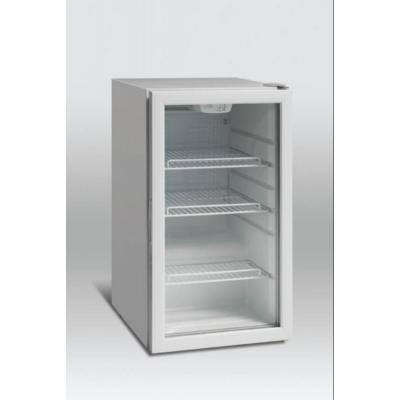 DKS 122 - Üvegajtós hűtővitrin
