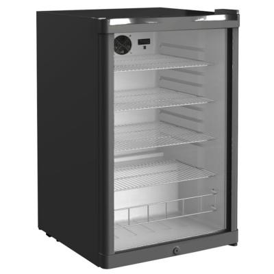 DKS 142E   Üvegajtós hűtővitrin