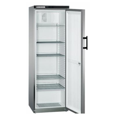 GKvesf 4145   LIEBHERR Rozsdamentes hűtőszekrény