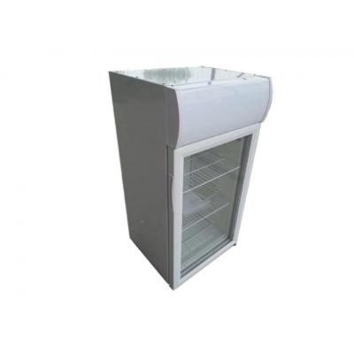SC 80B - Üvegajtós hűtővitrin