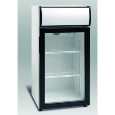 SC 81 - Üvegajtós hűtővitrin