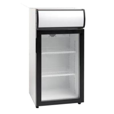 SC 81 BE | Üvegajtós hűtővitrin