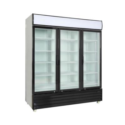 SD 1501-1 H - Üvegajtós hűtővitrin